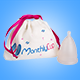 MenstrualCup - MonthlyCup - Size 1 - Bag and Cup