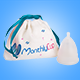 MenstrualCup - MonthlyCup - Size 2 - Bag and Cup